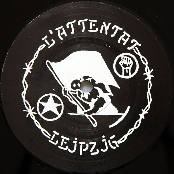 Vinyl Made in GDR L'Attentat 1986