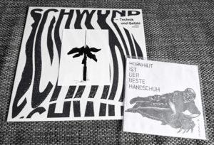 Schwund & Pisse Vinyl Cover